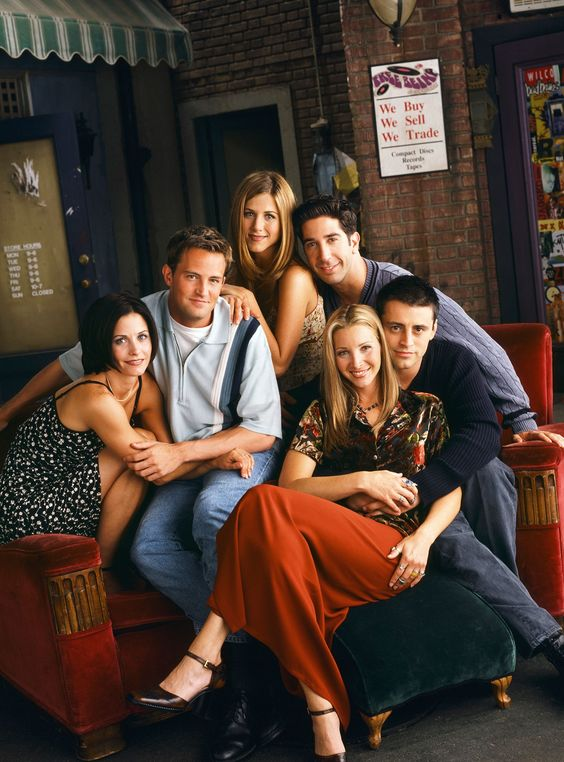 5 Netflix Series I love rewatching!
